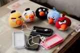 """Angry Birds"" from Rovio"