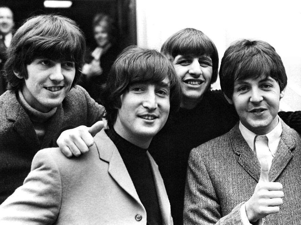 George Harrison in The Beatles