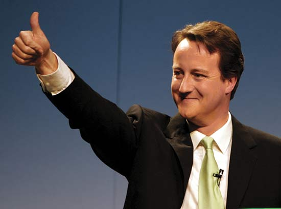 The British PM, David Cameron has returned earlier from his vacation to discuss the unrest
