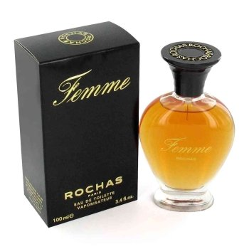In 1944, Edmond Roudnitska created for Rochas the perfume « Femme » in an amphora bottle inspired by the shapes of a woman, designed by Marcel Rochas and Albert Gosset