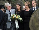 Gemma Redmond, the widow of honeymoon shark attack victim Ian Redmond, gave a heartfelt tribute at his funeral