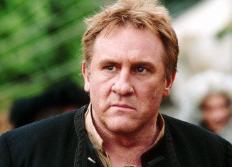 """Gerard Depardieu said he tried to urinate into a bottle """"as discreetly as possible"""" while on a flight and he was """"sorry"""" to have spilt some on the plane's carpet."""