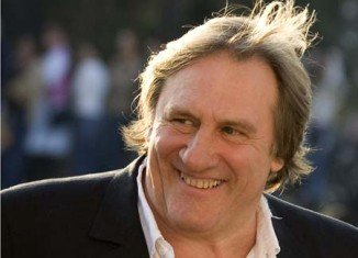 Gerard Depardieu urinated on the plane's carpet in full view of the fellow passengers.