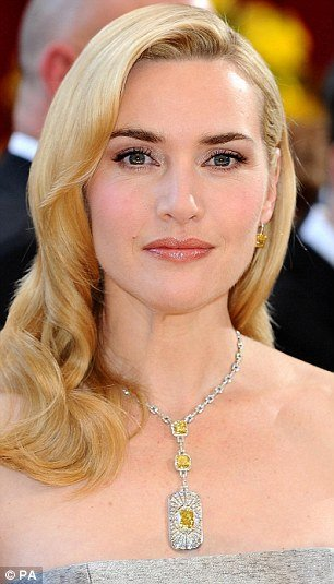 Kate Winslet was among Richard Branson's 20 guests at Great House on Necker Island