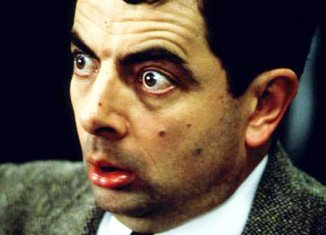 Mr. Bean - Rowan Atkinson