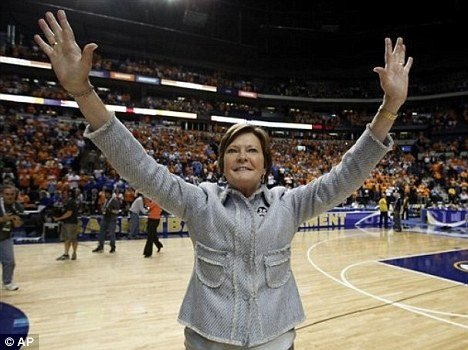 Pat Summitt talked about her early-onset dementia diagnosis.