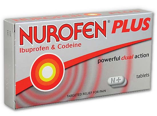 Several packs of Nurofen Plus were found to contain Seroquel XL in pharmacies accross London