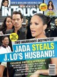 The cover of InTouch magazine, which was released yesterday with a 6 pages article claiming that Will Smith and Jada Pinkett Smith have separated