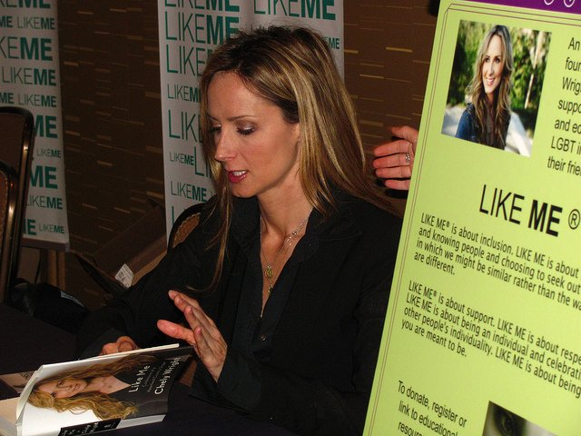 Chely Wright at the CESCal Conference