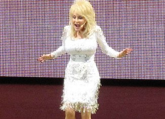 Dolly Parton, the Queen of Country Music