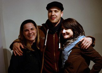 Gavin DeGraw with Students at The Art Institute of Portland
