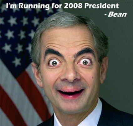 Mr. Bean - Mr. President