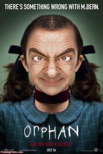 Mr. Bean Orphan