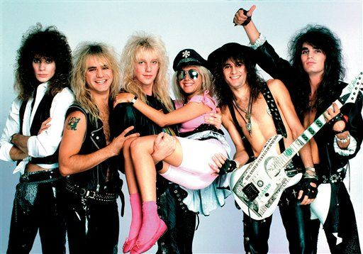 "Warrant's two first albums – ""Dirty Rotten Filthy Stinking Rich"" in 1989 and ""Cherry Pie"" in 1990 - sold more than 2 million copies each, achieving double-platinum status"