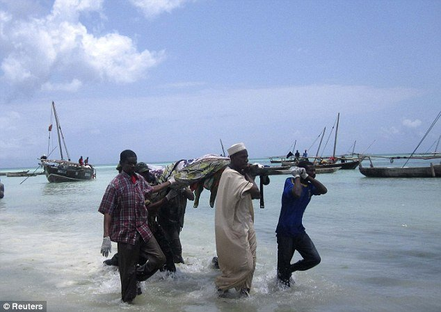 190 people drown in the ferry tragedy in Tanzania