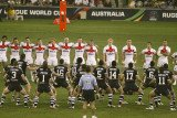 Rugby World Cup 2011 - haka