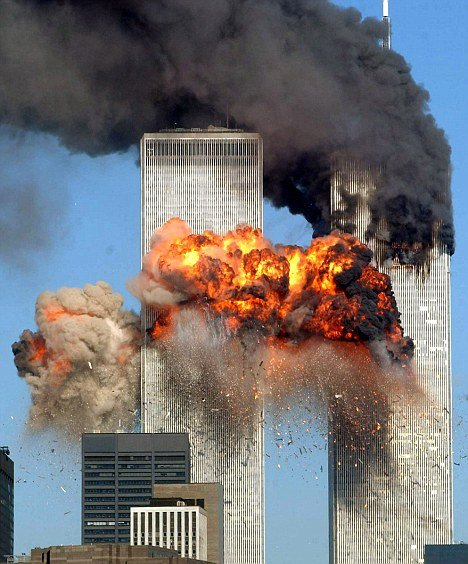 9/11 WTC: 1,000 people were vaporised because of the high temperatures