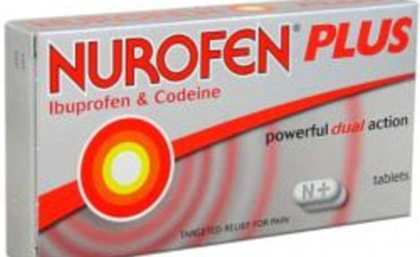 A 30 year-old man has been arrested and charged with filling packs of Nurofen Plus with anti-psychotic and anti-epileptic drugs