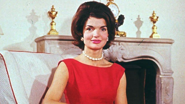 ABC News airs Jacqueline Kennedy In Her Own Words in a two hour special reported by Diane Sawyer photo