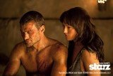 Andy Whitfield in Spartacus: Blood and Sand
