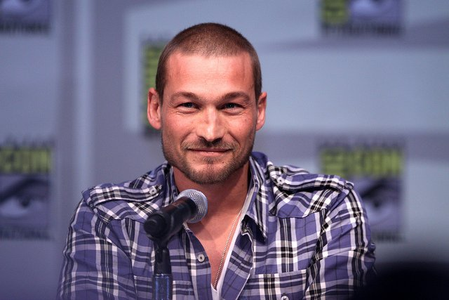 Andy Whitfield, Spartacus: Blood and Sand star, dies of non-Hodgkin lymphoma