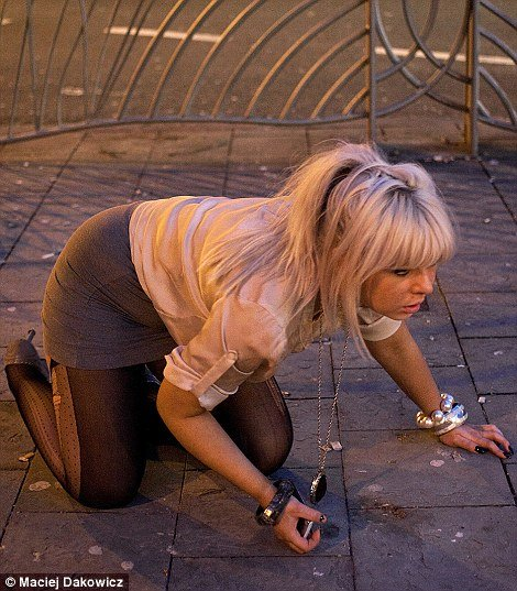 Cardiff After Dark portfolio, a squalid portrait of binge-drinking Britain.