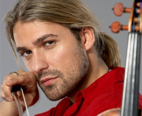 "David Garrett World's Fastest Violinist plays ""A. Busch"" Stradivarius (1716) since 2009"