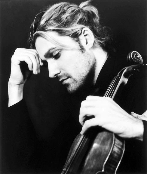 "The public of George Enescu Festival 2011 cried ""Encore!"" after David Garrett, the David Beckham of the classical scene, performed."