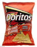 Doritos, the Arch West's creation was the first national tortilla chip brand in the U.S. and is now amongst the most well-known brands in the world