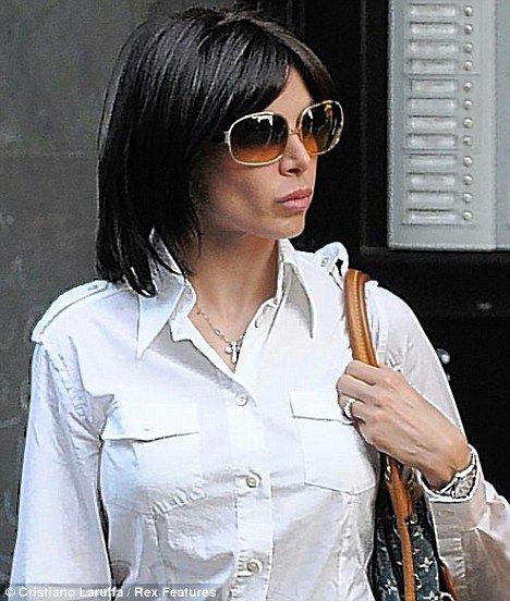 Escort Maria Teresa De Nicolo, 38, claims she slept with Silvio Berlusconi and two women
