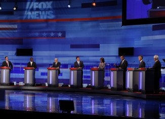 Gop Presidential debate