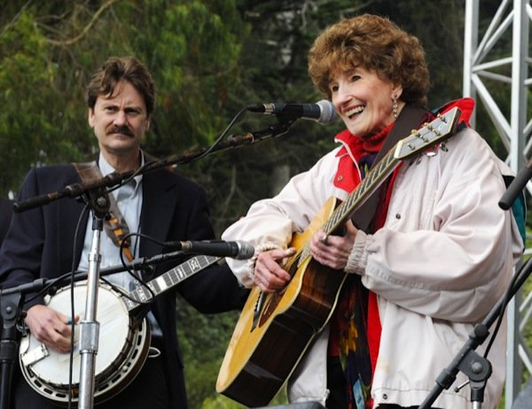 Hardly Strictly Bluegrass 2011 honors Hazel Dickens.