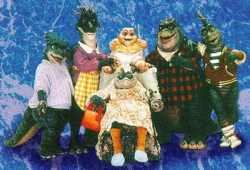 Dinosaurs was the last show Jim Henson produced.