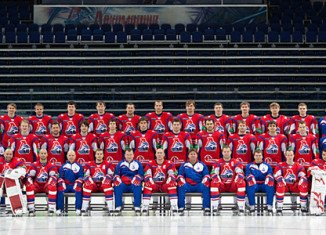 Lokomotiv Ice Hockey Team was killed in a plane crash in Yaroslavl