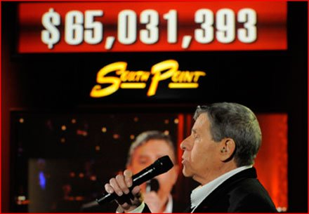 MDA TELETHON 2011 Raised $61.5 Million Without Jerry Lewis ...