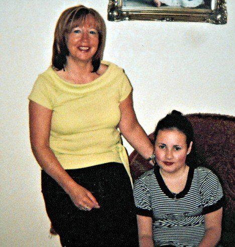 Marian Graham and her daughter Shannon.