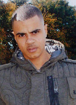 Mark Duggan was buried at Wood Green Cemetery