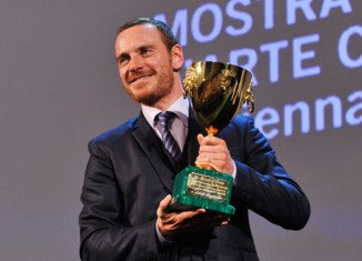 Michael Fassbender won Best Actor trophy at Venice Film Festival 2011
