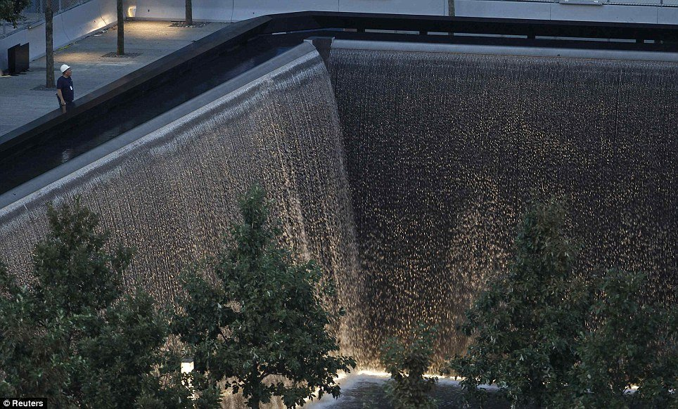 National 9/11 Memorial: North Pool at Ground Zero