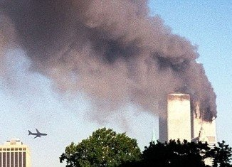Newly released audio files detail aviation officials' desperate scramble for information on the morning of 9/11 as United Airlines Flight 175 headed toward the south tower of WTC. (AP photo