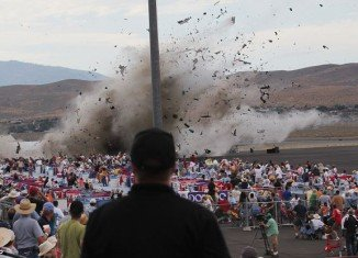 Nine people were killed and other 69 were injured when the World War II aircraft crashed at the Reno Air Races