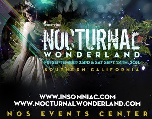 Nocturnal Wonderland 2011