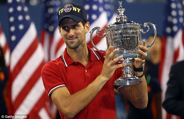 Novak Djokovic won the US Open title after a more than four hours match against Rafael Nadal photo