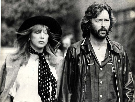 Pattie Boyd left George Harrison for Eric Clapton