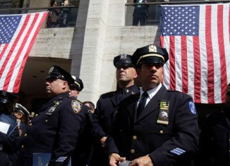 9/11 NYC police officers