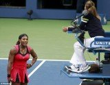 "Serena Williams' outburst on umpire, calling her ""loser"" and ""unattractive inside"""