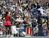 Serena Williams was fined $2,000 for verbal outburst against chair umpire Eva Asderaki