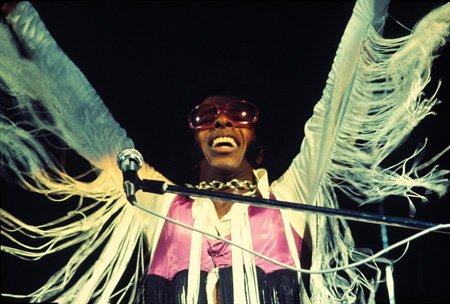 Sly Stone is hoping that today's hit-makers will reach out and help him stage a comeback