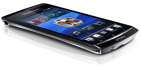 Sony Ericsson Xperia Arc S was unveiled at the IFA Techology Fair in Berlin and is expected to go on sale next month