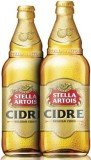 "Stella Artois Cidre, the ""explosive"" bottle"